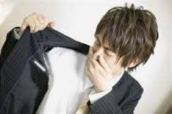 Bromhidrosis (body odour)