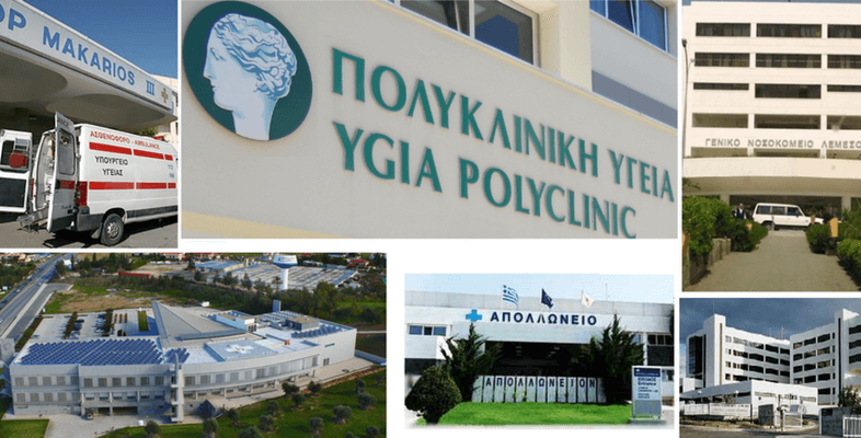 Cyprus Health Centers
