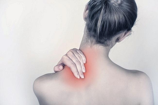 Πόνος στην αυχενική μοίρα της Σπονδυλικής Στήλης
