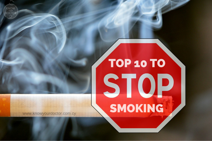 10 health benefits of stopping smoking…