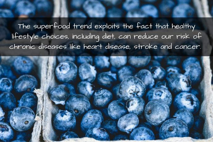 10 popular superfoods