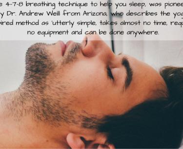 19 Δεύτερη τεχνική αναπνοής προκαλεί ύπνο 'σχεδόν αμέσως'