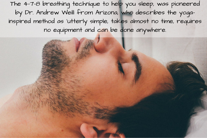 19 Second Breathing Technique Induces Sleep 'Almost Instantly'