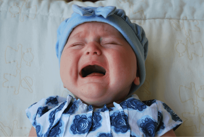 Babies cry most in UK, Italy…