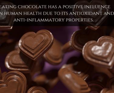 Η κατανάλωση σοκολάτας, η υγεία της καρδιάς ..