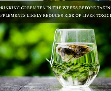 Πιείτε πράσινο τσάι πριν πάρετε συμπληρώματα ..