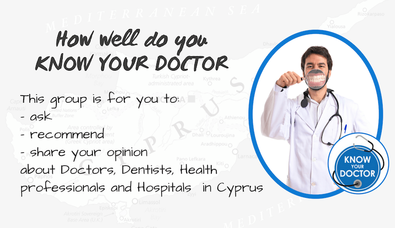 Know Your Doctor Cyprus Group