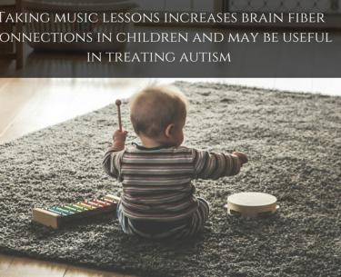 Η μουσική εκπαίδευση επηρεάζει τον εγκέφαλο των παιδιών