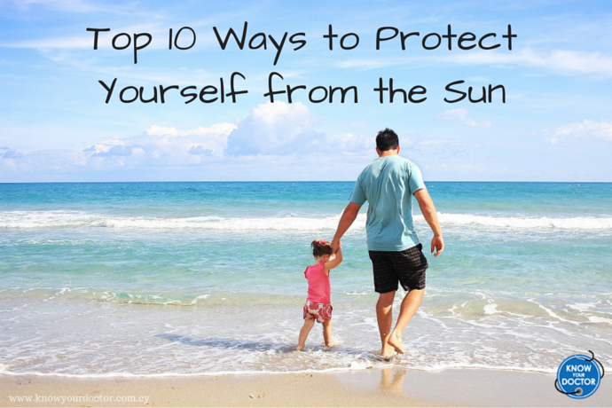Protect Yourself from the Sun