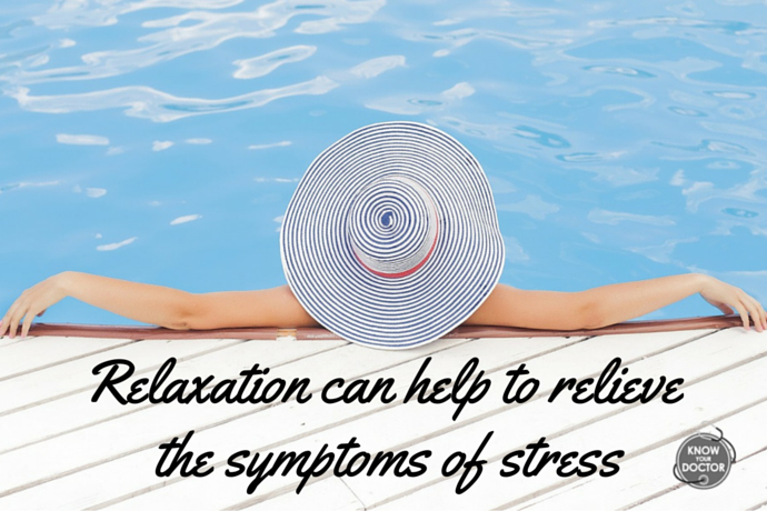Relaxation tips to relieve stress