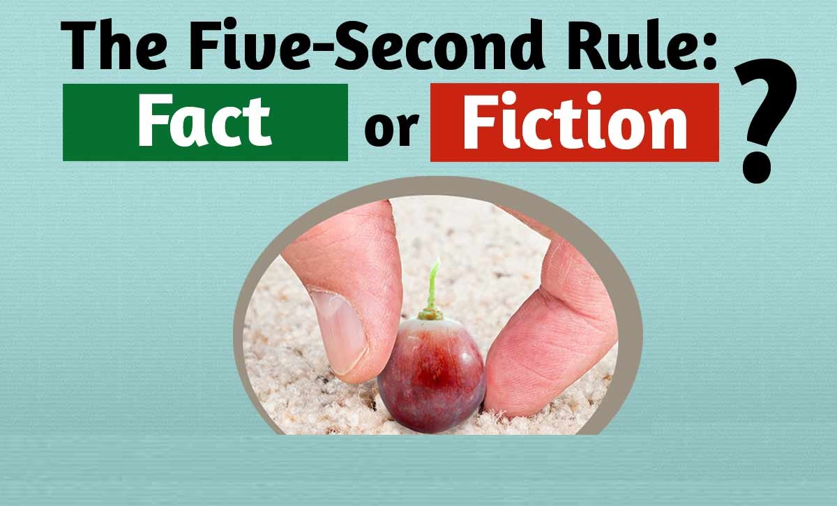 The '5-second rule'
