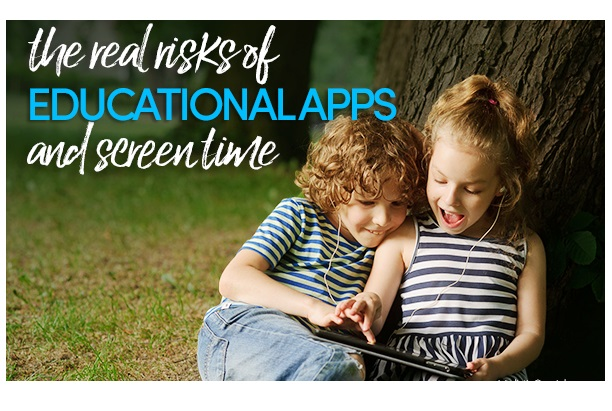 The Risks Of Educational Apps
