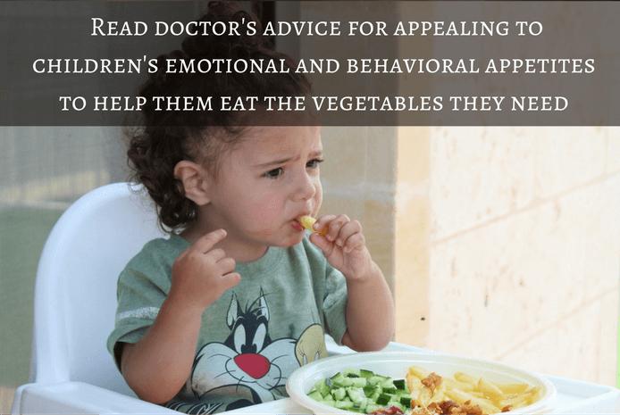 Winning the war: How to persuade children to eat more veggies