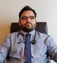 Dr Marios Petrou