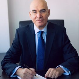 Dr Antonis Glykeriou
