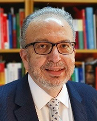 Prof Evagoras Nicolaides,