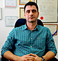 Dr Andreas Kourouklaris
