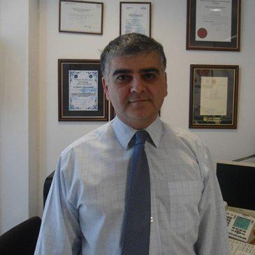 Dr Edward Hadjihannas