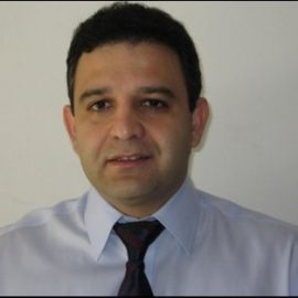 Dr Nicolas Nicolaou
