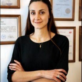 Dr Christina Stylianou