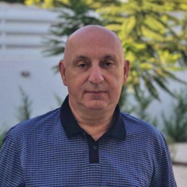 Victor | Osteopath | Manual Therapist | Limassol, Larnaca Gut