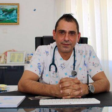 Dr Renos Petrou