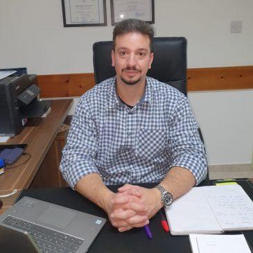 Dr Odysseas Christou