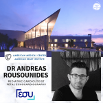Dr Andreas Rousounides, MD PhD