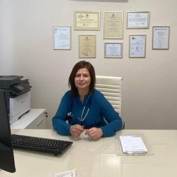 Dr Efstathia Metallidi
