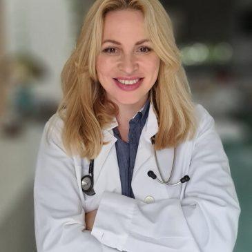 Dr Victoria Polyviou Rudakova